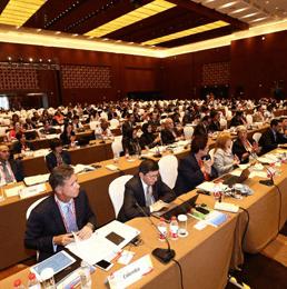 ICONTEC presente en la 39° Asamblea General de ISO