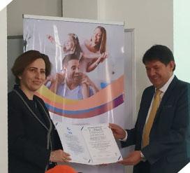 COFAR primera empresa farmacéutica Boliviana con un Sistema de Gestión Integrado.