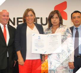 CENFOTUR fortalece el desarrollo de la educación en Perú
