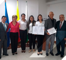 Comfenalco recibe certificación: servicio público de empleo