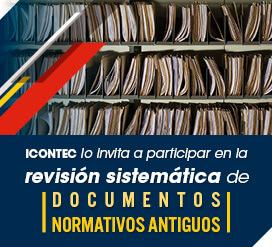 Revision sistematica de documentos normativos antiguos