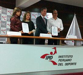 IPD y su aporte a las federaciones deportivas peruanas