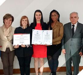 Fundación APOYE, primera con certificación NTC 6175