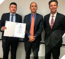 INSA recibe certificaciones para sus instalaciones