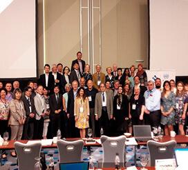 Reunión mundial de la ISO TC 2017 Cosmetics, en Cartagena