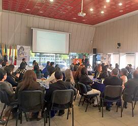 ICONTEC Internacional celebra los quinquenios de afiliados