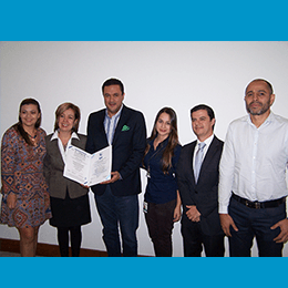Sucursal de Quipux en África obtiene certificación ISO 9001:2008