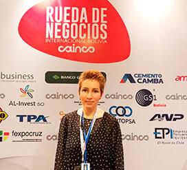 ICONTEC Internacional en la Rueda de Negocios Internacional