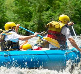Turismo de aventura con calidad ICONTEC