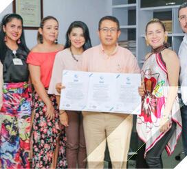 La Universidad Surcolombiana certifica su SIG