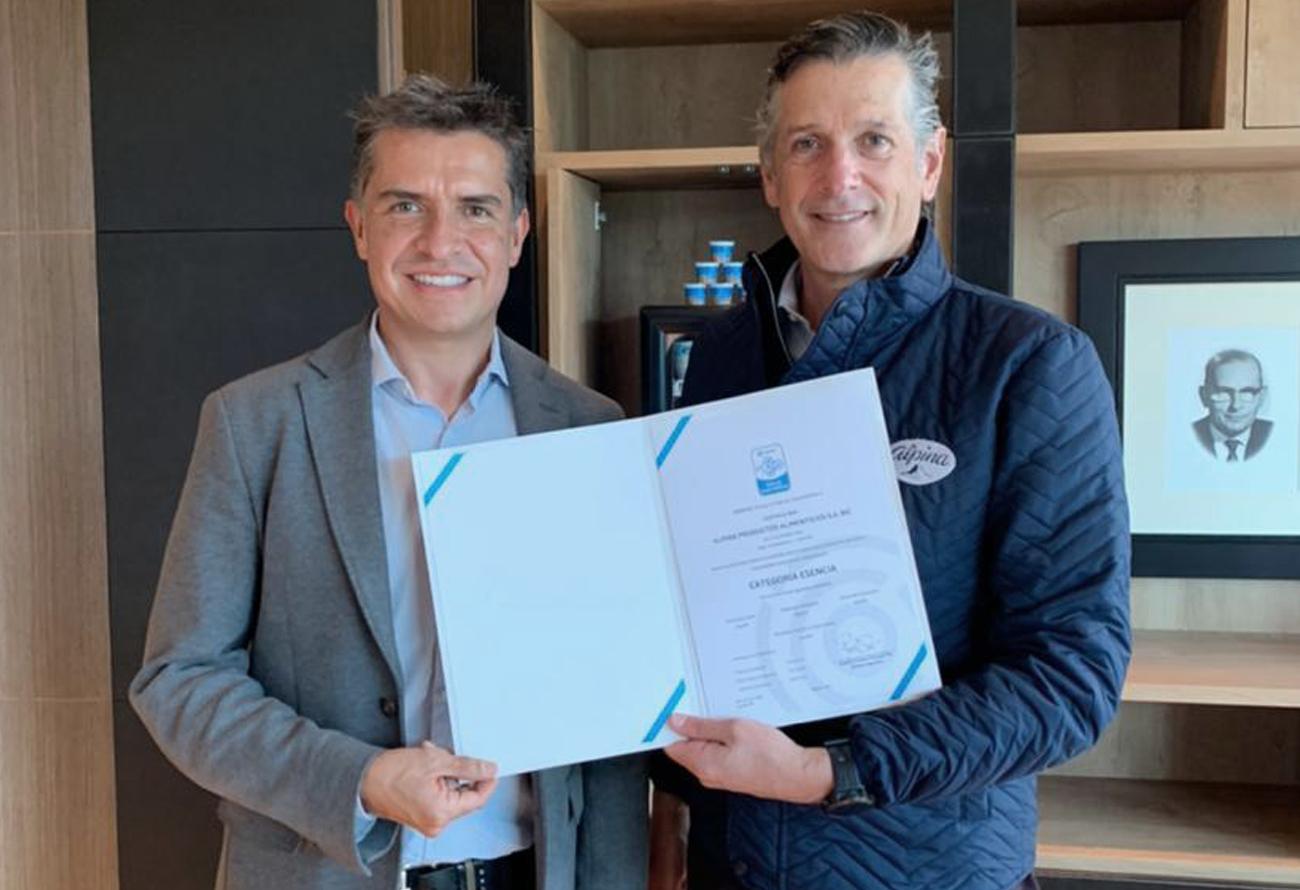 Alpina alcanzó el sello de sostenibilidad nivel excelencia
